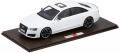Audi S8 Plus White 608 HP 2017 1:18 MH016LW