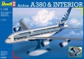 "Airbus A380 ""with interior"" 1:144 04259"