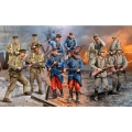 Figurka set WWI German/British/ 1:35 MR-2451