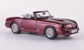 MG RV8 Dark Red 1:43 44271
