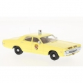 Dodge Polara Maryland State Police 1972 1:43 46728