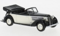 Audi 920 Cabrio Glaser 1939 Black-White 1:43 47085