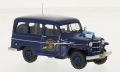 Jeep Willys Station Wagon Michigan Stat 1:43 49538