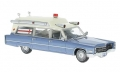Cadillac S&S High Top Ambulance 1966 1:43 49545