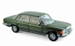Mercedes Benz 450 SEL 6.9 1976 Green M 1:18 183455