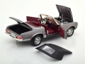 Mercedes Benz 230 SL 1963 Anthracite M 1:18 183498