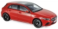 Mercedes Benz A-Class (W177)  2018 red 1:18 183594