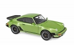 Porsche 911 Turbo 3.3 1978 light green 1:18 187577