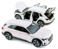 Audi E-tron 2019 white metallic  1:18  188310