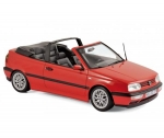 VW Golf 3 Cabriolet 1995 Red 1:18 188433