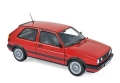 VW Golf II GTI 1990 Red 1:18 188438