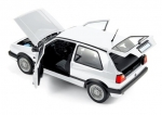 Volkswagen Golf GTI G60 1990 White 1:18 188443