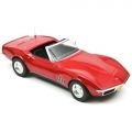 Chevrolet Corvette Convertible 1969 Re 1:18 189036