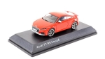 Audi TT RS Coupe Catalunya red  1:43  5011610431