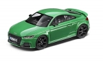 Audi TT RS Coupe green  1:43  5011610432
