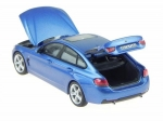 BMW 4er 4 Series (F36) Gran Coupe 1:43 80422348792