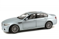 BMW M5 V8 BiTurbo F10 coupe Silve 1:18 80432186353