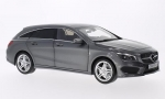 Mercedes Benz CLA-Klasse (X117) Grey 1:18 B6696035