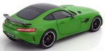 Mercedes Benz AMG GT R Coupe mat green 1:18 B66960