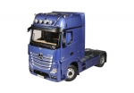 Mercedes Benz Actros 2 Gigaspace Blue  1:18 952-25
