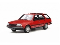 Renault 18 Turbo Break 1984 Red 1:18 OT269