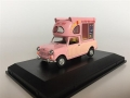 Mini Batman Ice Cream Van Huskys Ices 1:43 MP011