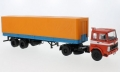 MAZ 5432 semitrailer MAZ 93971 red blue 1:43 47050