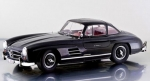 Mercedes Benz 300 SL (W198) 1954 Black 1:12 10501