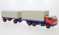 Kamaz 5320 Truck with trailer GBK 8350  1:43 47054