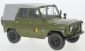 UAZ 469 NVA olive green  light gray 1:18 47087