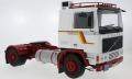 Volvo F12 1977 white/red 1:18 180031