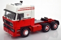 DAF 3600 SpaceCab Truck 1986 white red 1:18 180093
