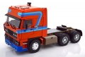 DAF 3600 SpaceCab Truck 1986 Orange bl 1:18 180094