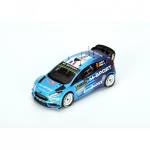 Ford Fiesta RS WRC #6 E. Camill 1:43 S4967