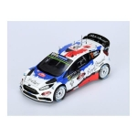 Ford Fiesta RS WRC #17 Rally 1:43 S4970