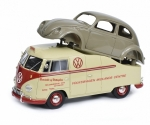 VW T1a Bus with Brezelkäfer body be 1:18 450016300