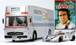 Mercedes Martini Racing Set 1:18 450032100K