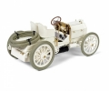 Mercedes Benz 35 HP 1901 White 1:18 450043100