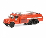 Tatra T148 fire department red 1961 1:43 450375200
