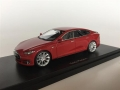 TESLA S Red 1:43  450897000