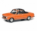 BMW 2002 Cabriolet Baur orange 1:43 450908600