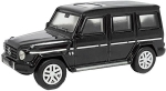 Mercedes Benz G-Modell  black met 1:87 452639600