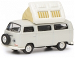 VW T2a Camping Bus with open roof g 1:87 452640400