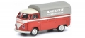 VW T1b pick-up with tarpaulin Deutz 1:87 452641000