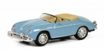 Porsche 356A Speedster light blue 1:87 452649800