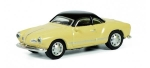 VW Karmann Ghia Yellow 1:87 452651100