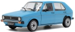 Volkswagen  GOLF L 1983 Miami blue 1:18 1800208
