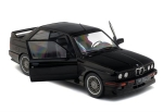 BMW E30 Sport Evo 1990 Black 1:18 1801501