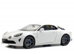 Alpine A110 First Edition 2017 White 1:18 1801602