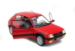 Peugeot 205 1.9 Gti 1988 Red 1:18 1801702